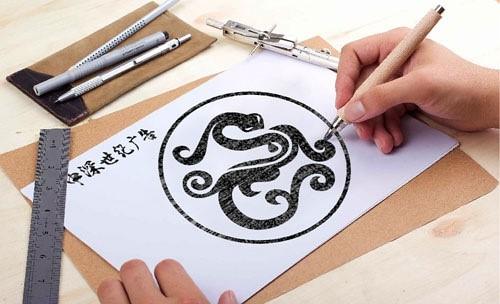 房地产企业VI设计,地产标志设计